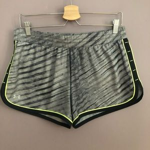 UNDER ARMOUR Heat Gear Running Shorts